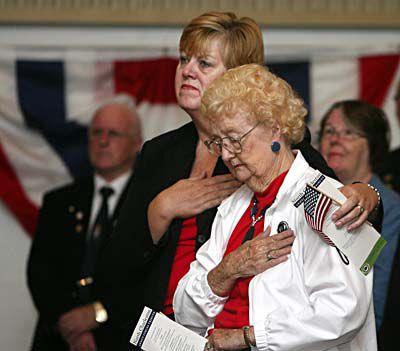 Thanks abound on Veteran's Day