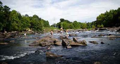 Lower Saluda River