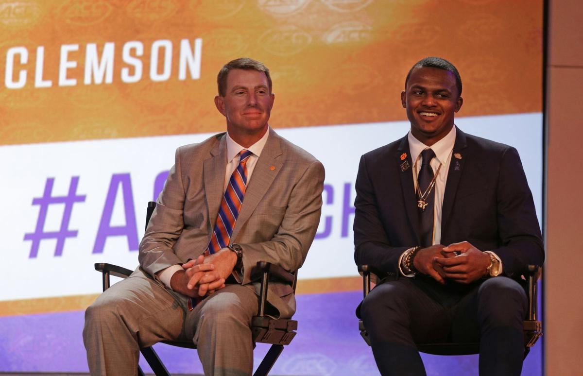 'We have to start over' Championship contender Clemson turns page on last season