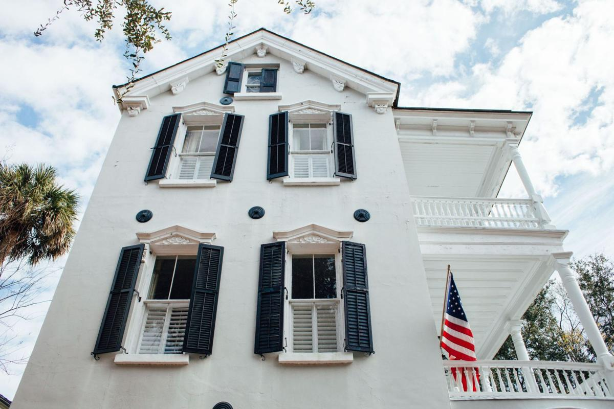 Battery power Centuries-old homes in city's venerable peninsula entice cosmopolitan shoppers