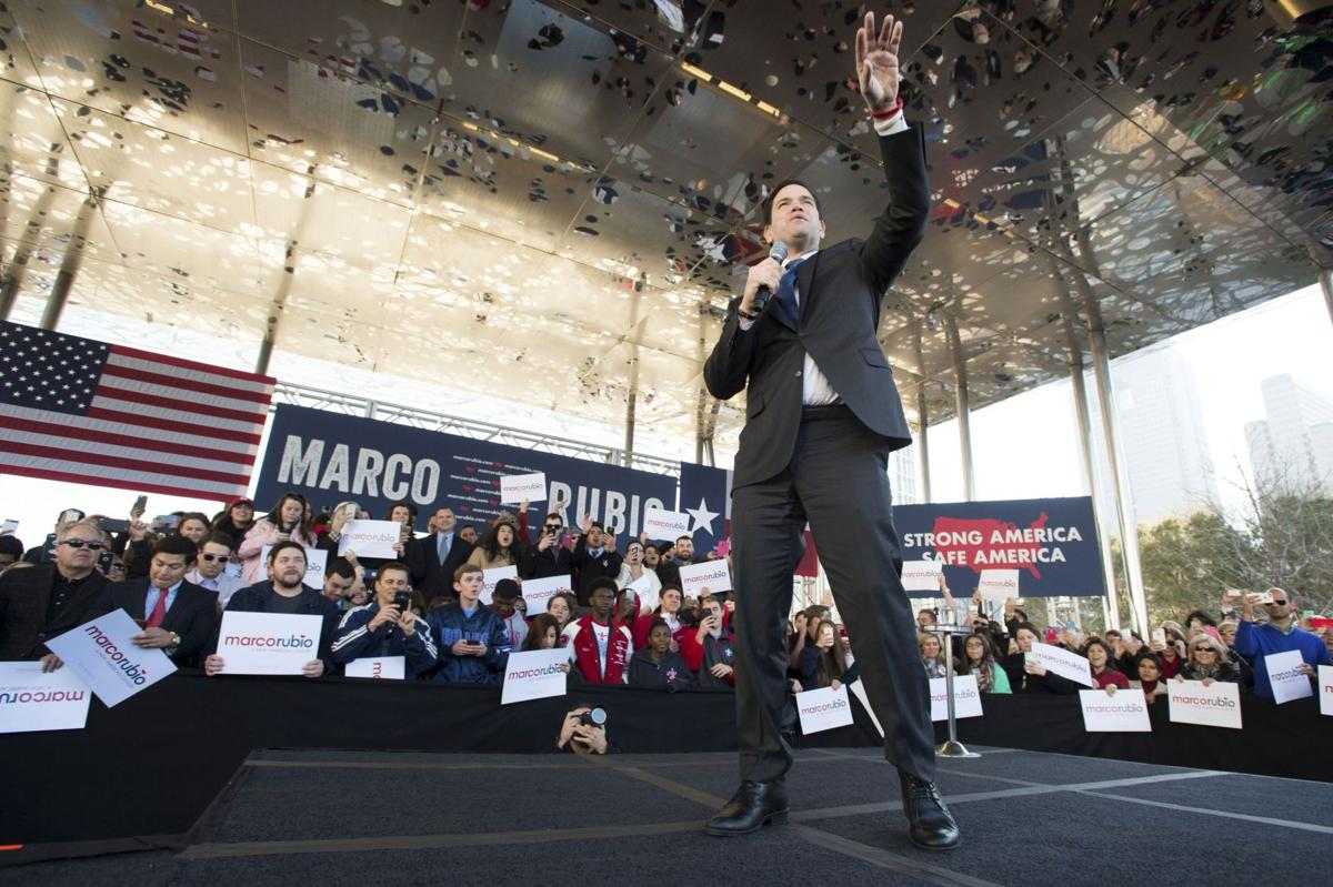 Who should sweat now? Not Rubio