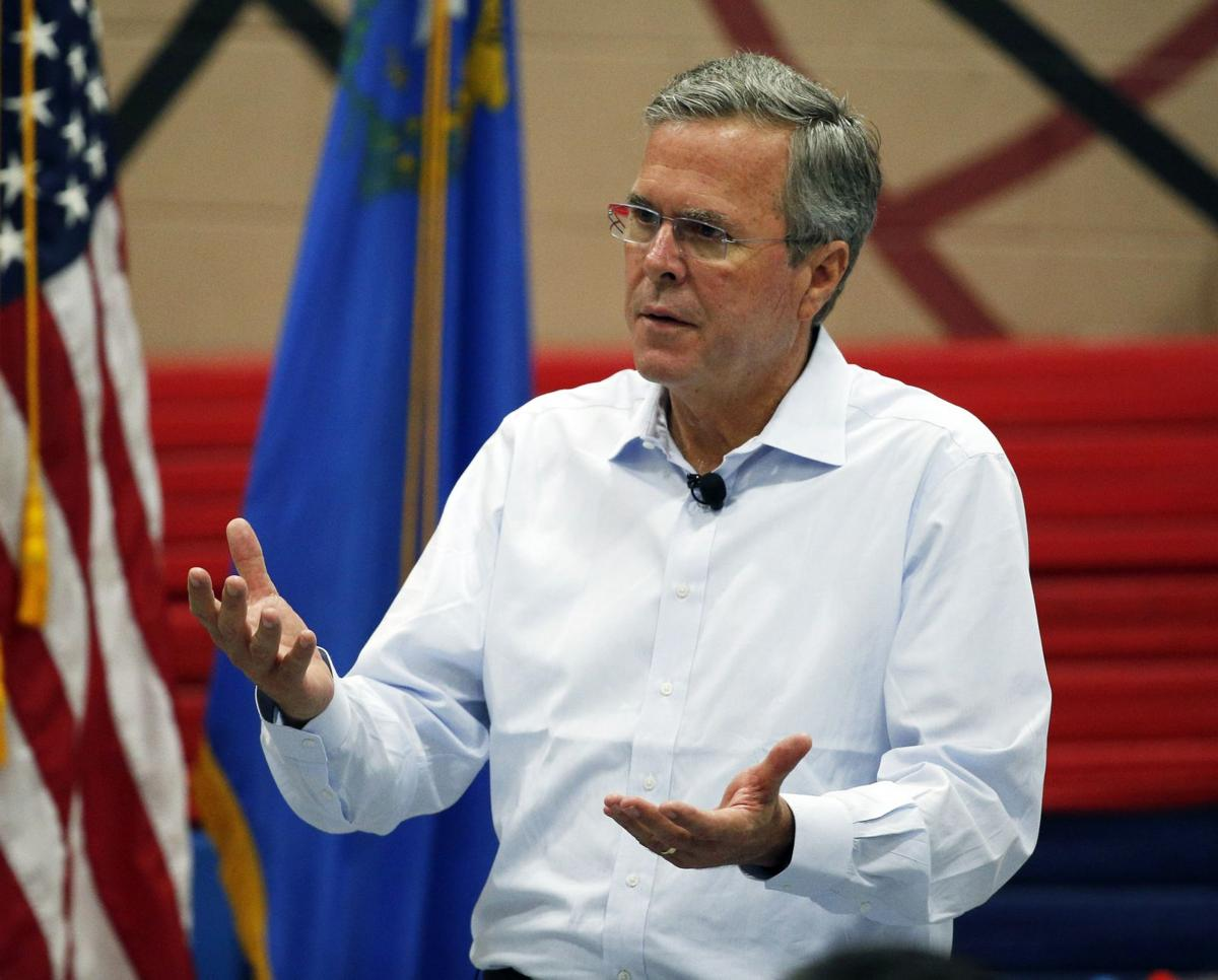 Bush blasts 'swarms of lobbyists,' but once registered as one