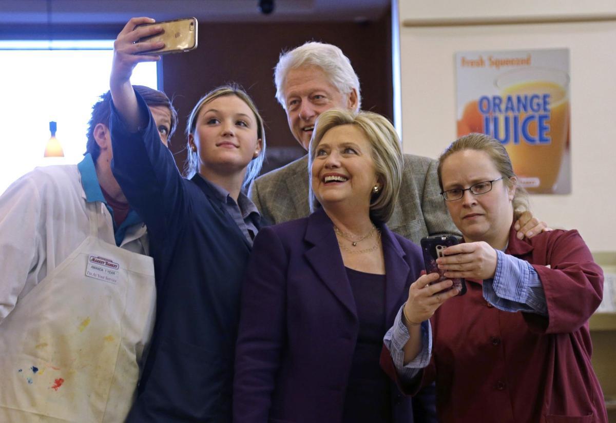 Clinton wins Iowa, campaigns turn to New Hampshire