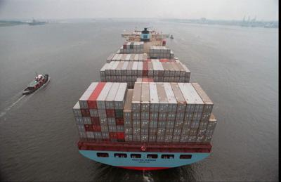 Maersk Line orders another 11 huge container ships (copy)