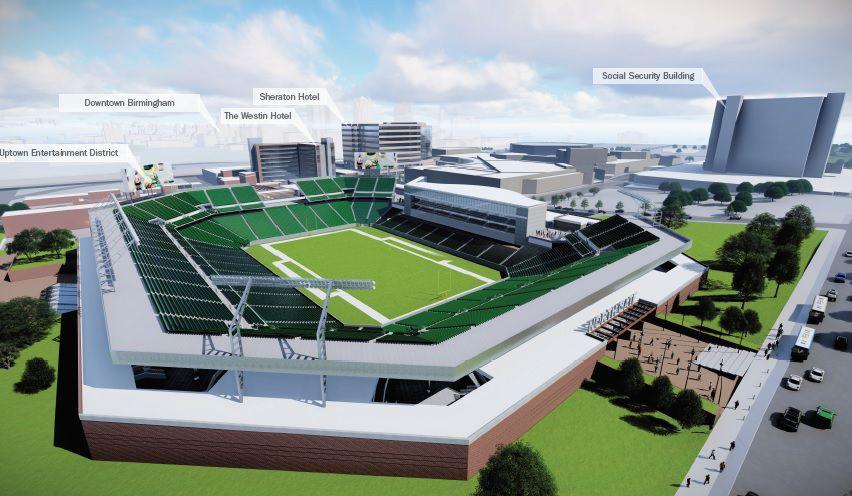 The Football Capital Of The South Birmingham Bowls Timeless Legion