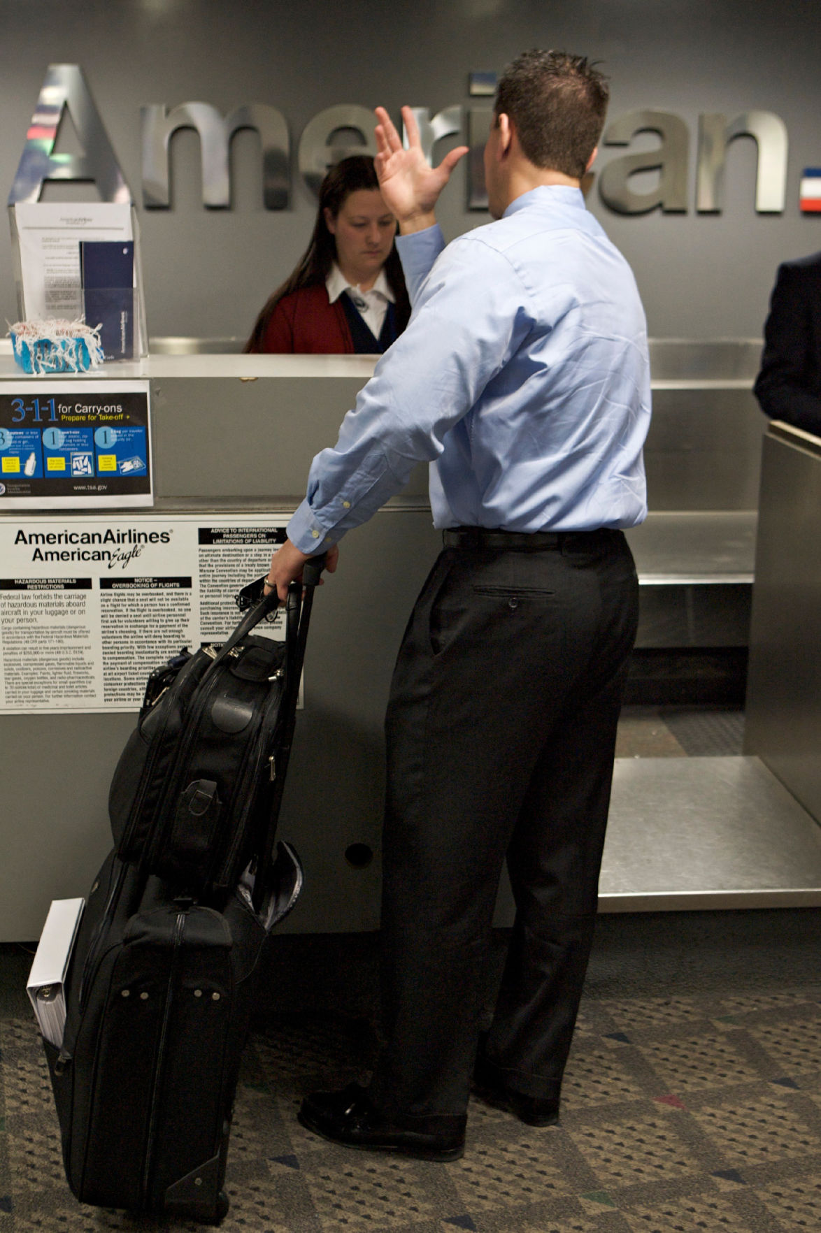 Economic uncertainty hurts business travel