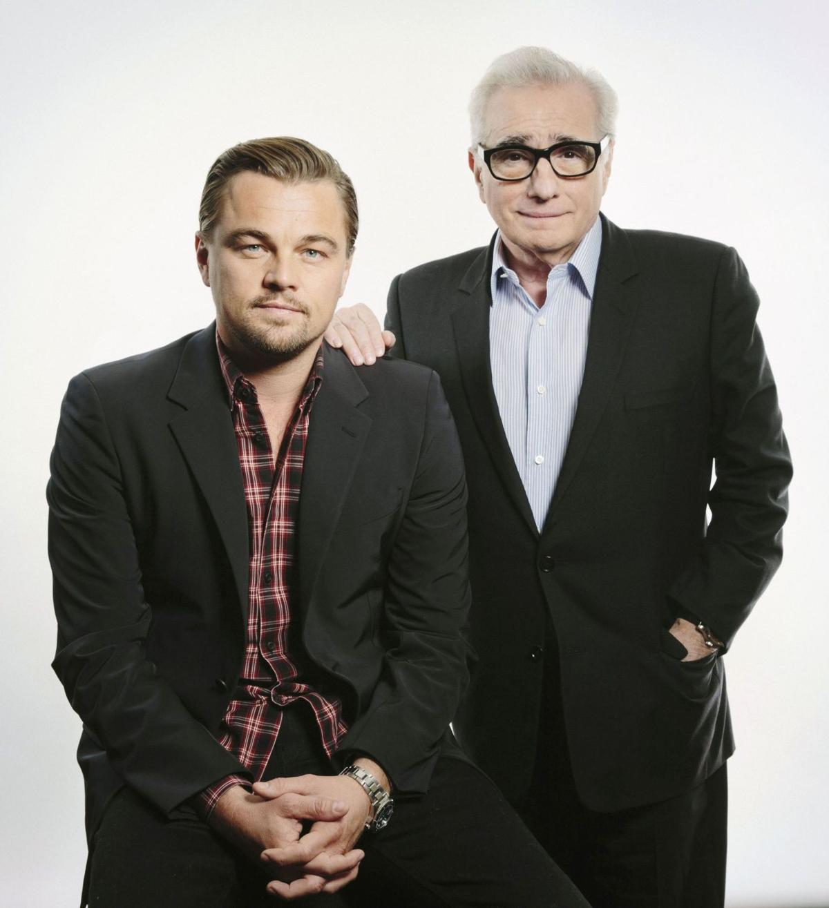 Martin Scorsese and Leonardo DiCaprio team up again for 'The Wolf of Wall Street'