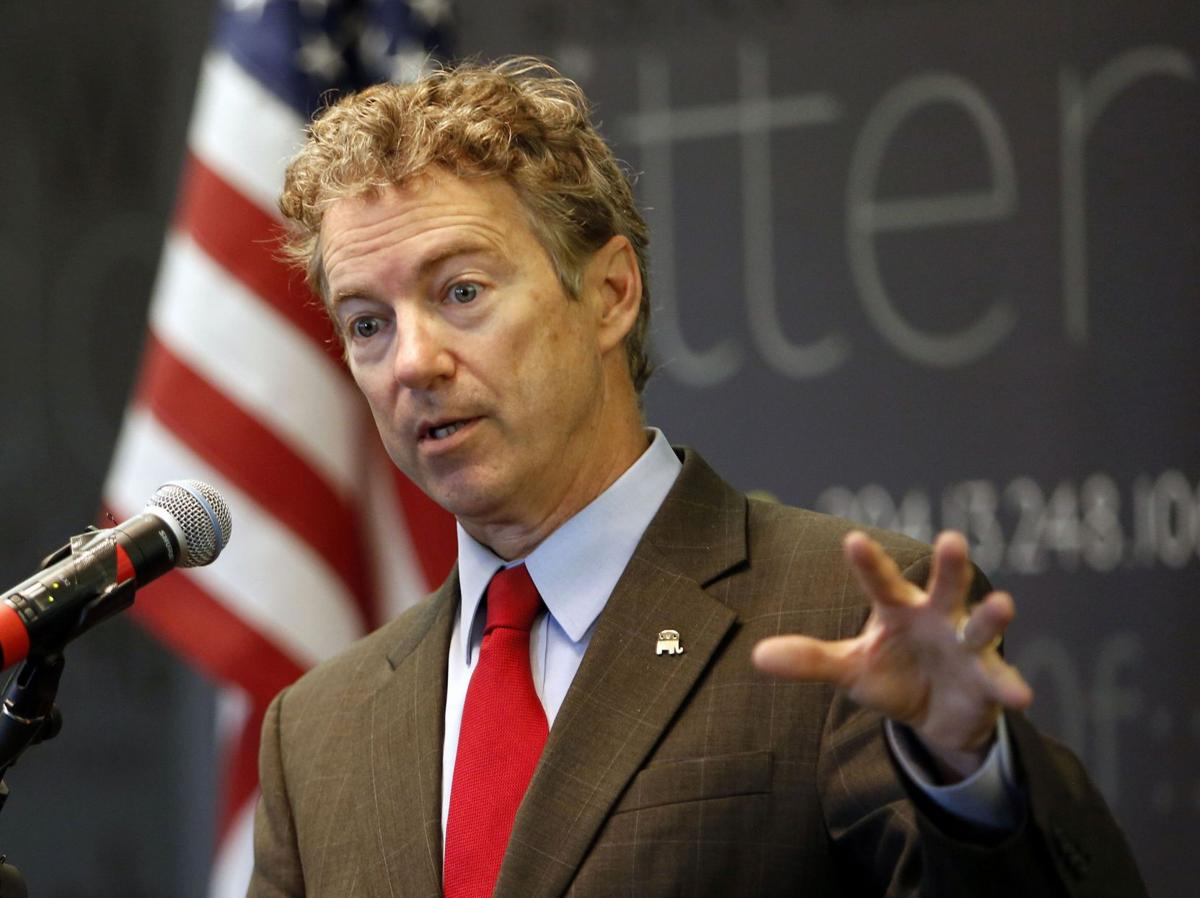 Kentucky's Rand Paul joins 2016 presidential campaign