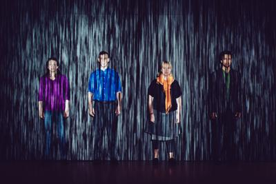 'When It Rains' mixes theater with imagery