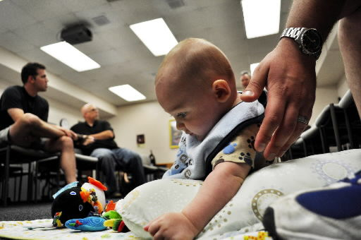 MUSC program offers advice to future fathers