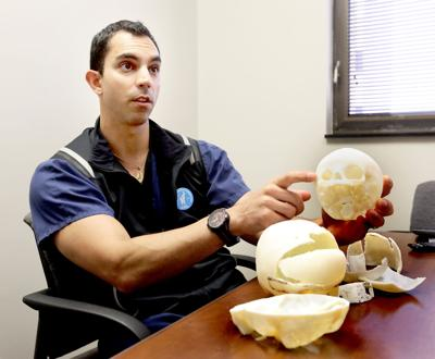 The ultimate simulation lab.\' Neurosurgeon paves path for MUSC to ...