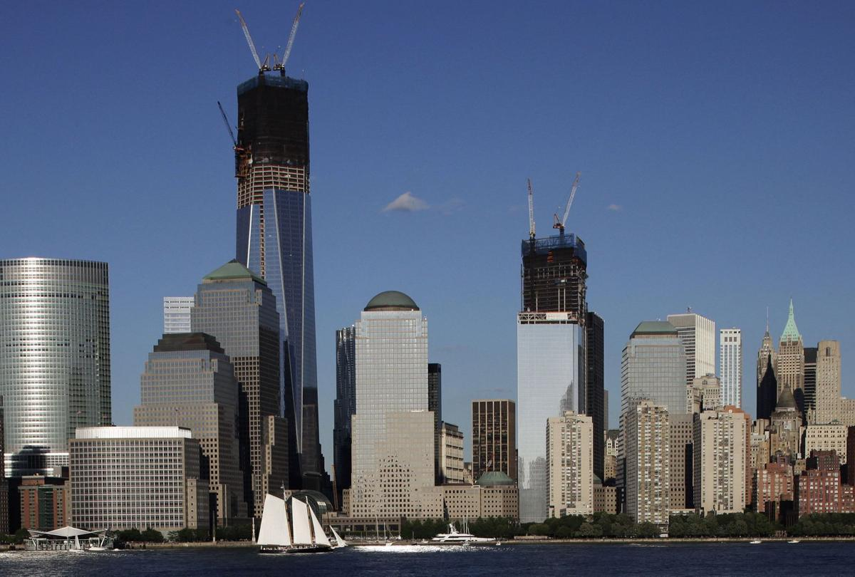 Status of World Trade Center site, 11 years later