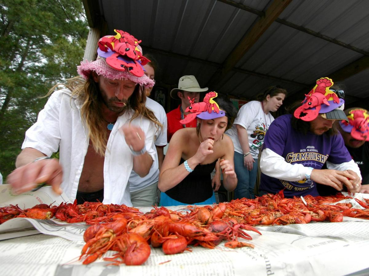 Crawfish and zydeco Annual festival may have broken attendance record