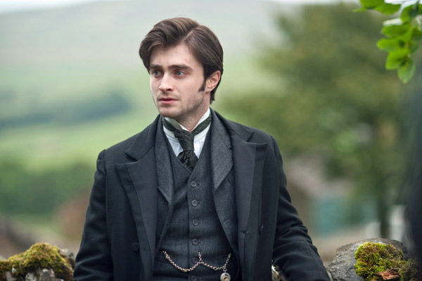 'Woman in Black' haunts Daniel Radcliffe