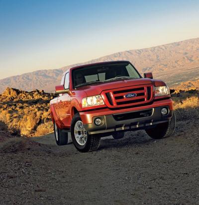 Ford to halt production of Ranger trucks in U.S.