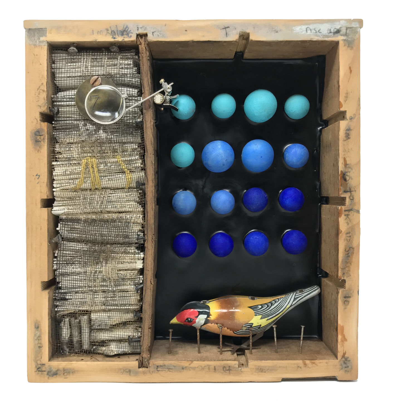 Robin Howardu0027s assemblage works transform ordinary objects