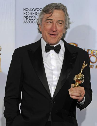 PEOPLE: De Niro, wife have their second child