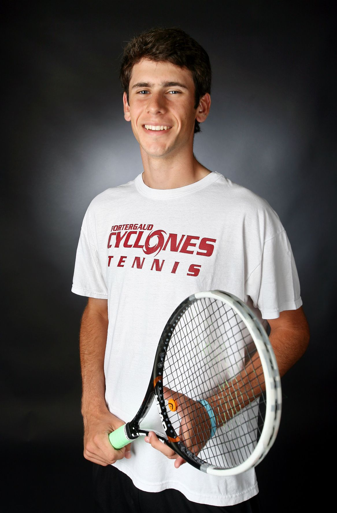 Spratt repeats as tennis player of year