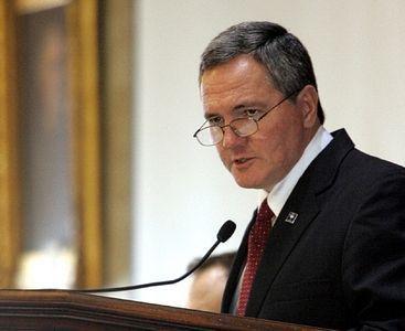 Speaker Harrell's diverse critics