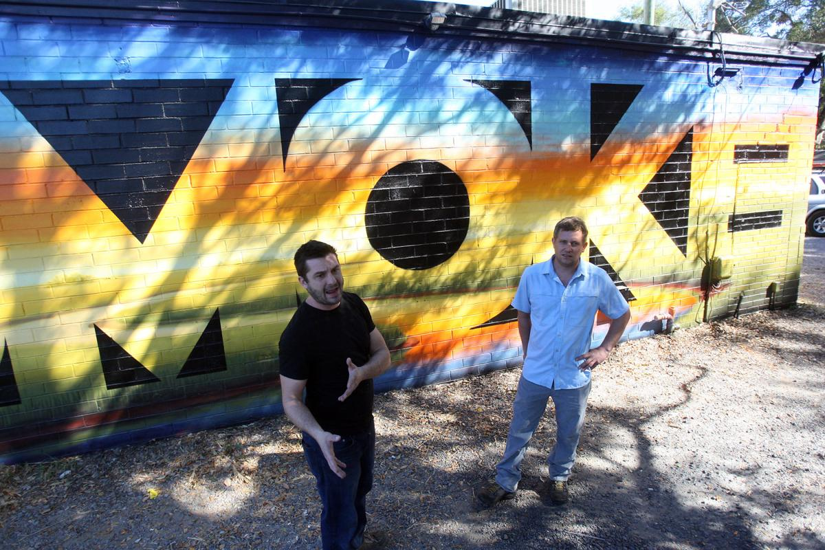 Sign regulations in Mount Pleasant conflict with murals   News ...