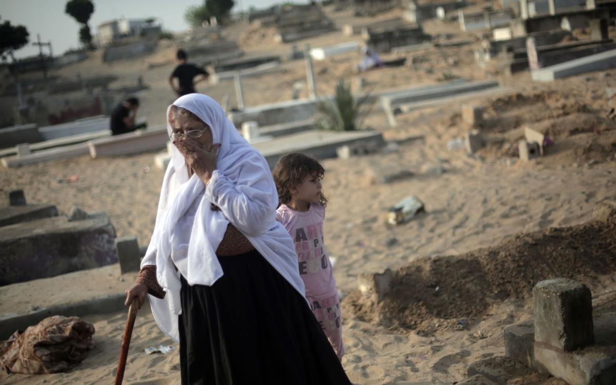 Israeli PM speaks of 'prolonged' campaign in Gaza