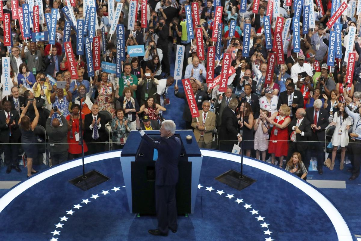 South Carolina Democrats settle into Day 3 of DNC, live from Philadelphia