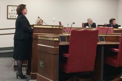 Judge Kristi Harrington