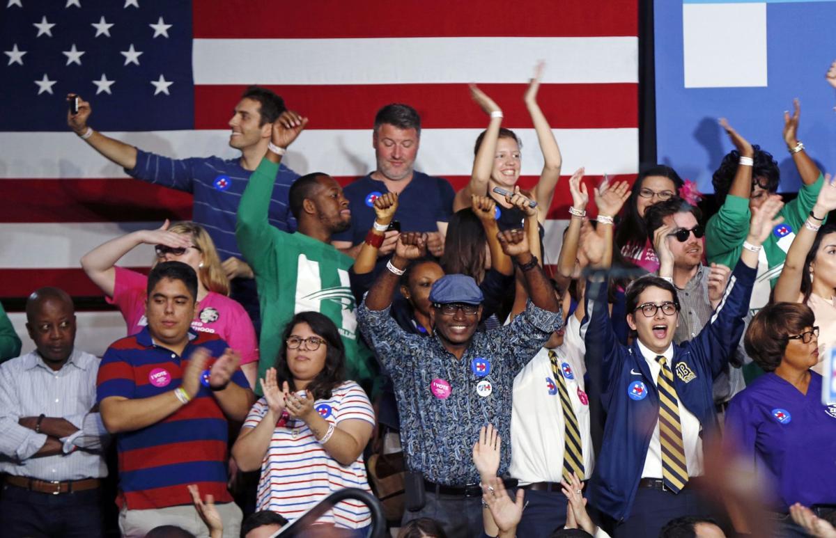 Clinton, Trump claim big Super Tuesday victories