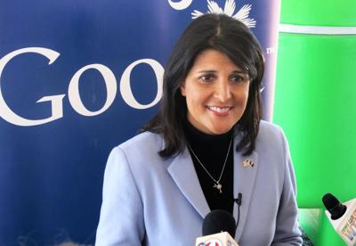 Critics question Haley promoting prayer rally aimed at evangelicals