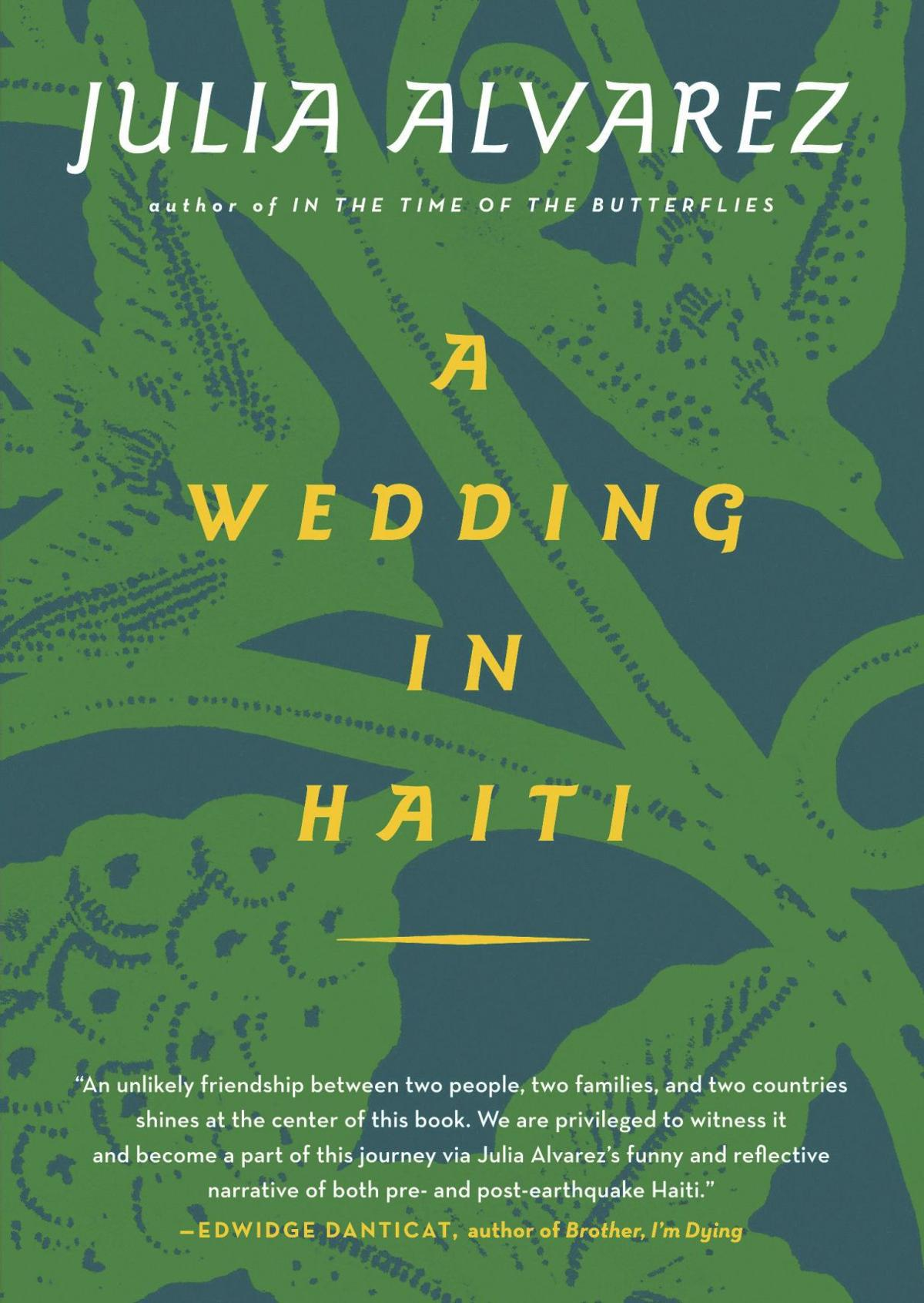 'A Wedding in Haiti' view of everyday life