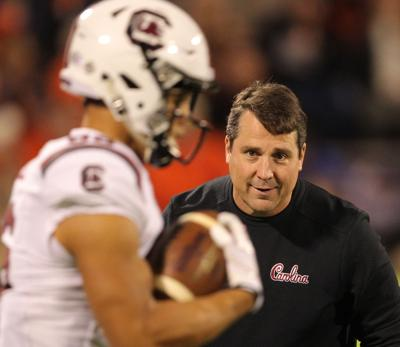 South Carolina Football Targets Two Prized Wide Receivers Sports