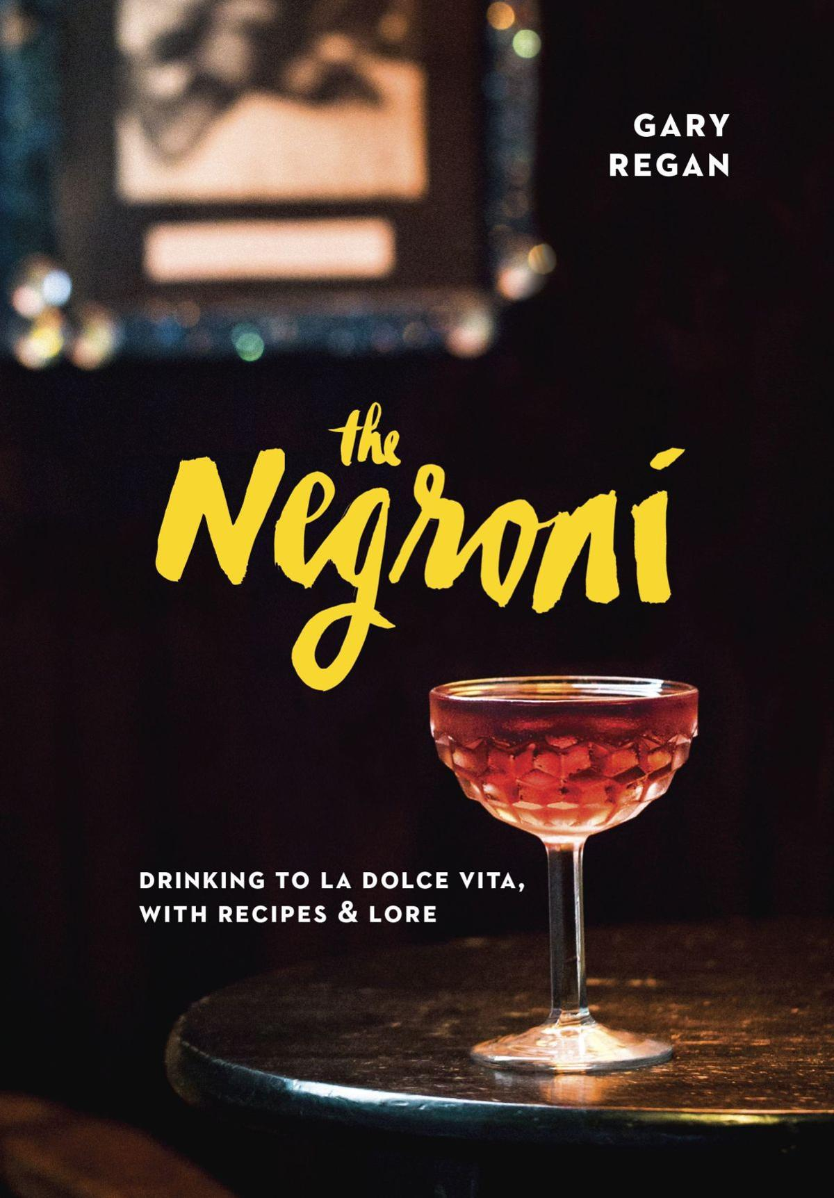 Making a case for Negroni cocktail