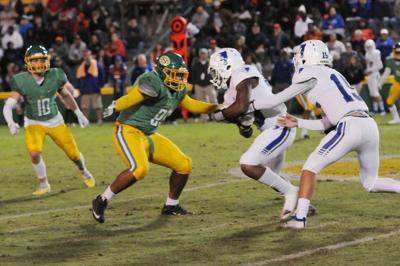 Green Wave, Patriots to host playoff games