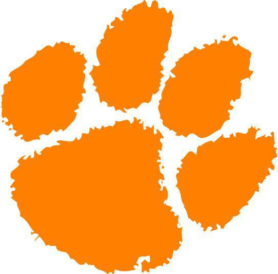 Clemson sweeps Maine