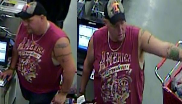 Goose Creek police release photo of suspect in credit-card fraud
