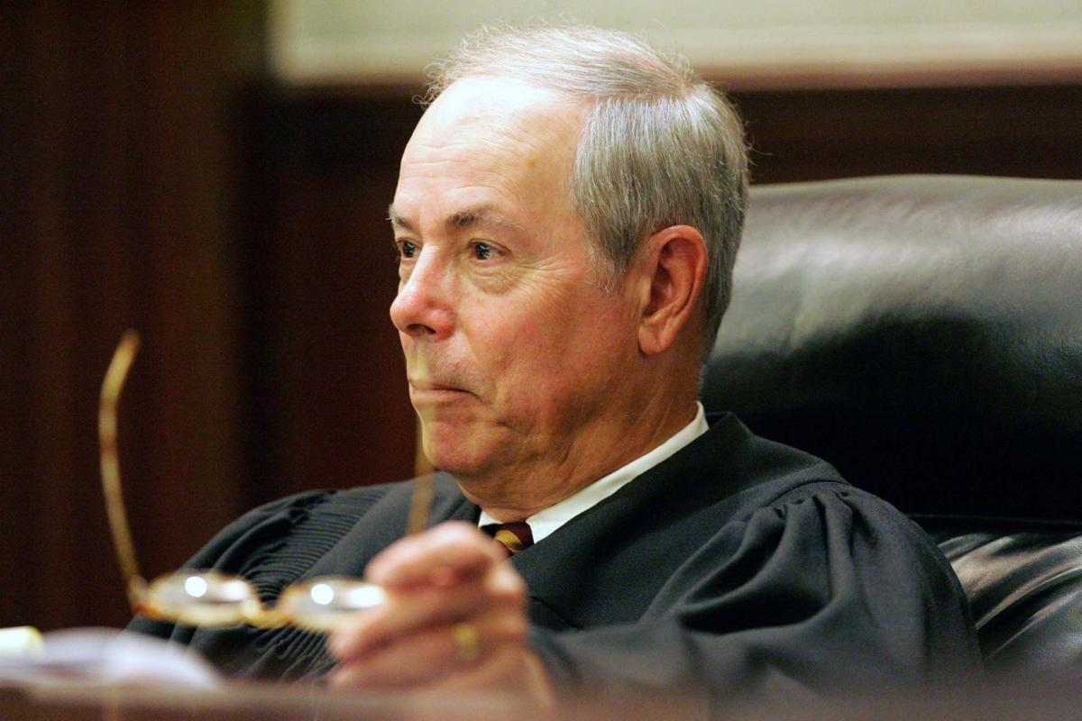 Costa Pleicones again in the running for S.C. Supreme Court chief justice