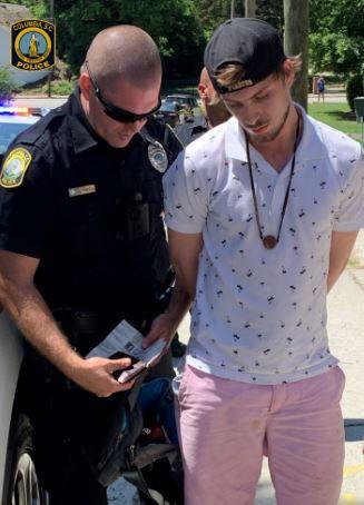 mcMaster fire arrest