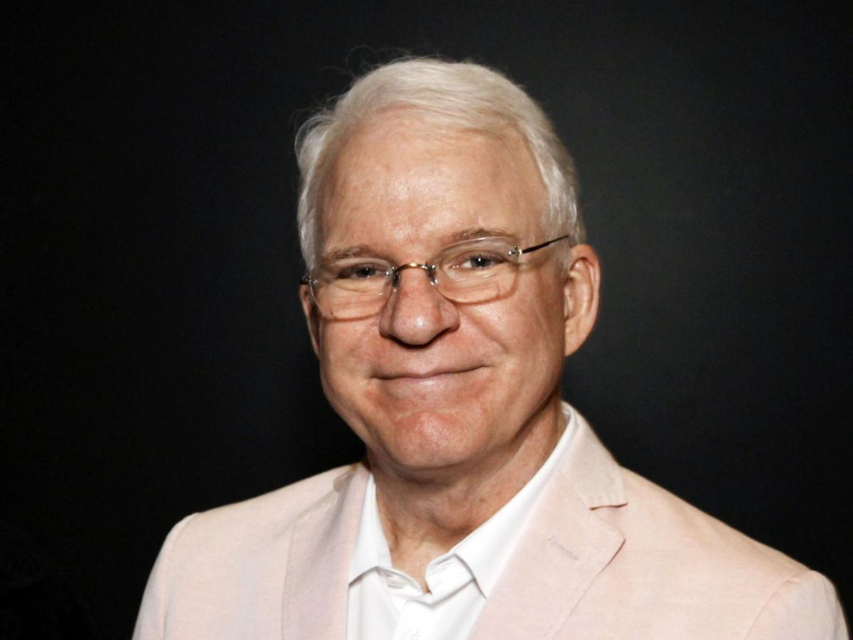 Celebrating Steve Martin Star reflects on career as he receives American Film Institute honor