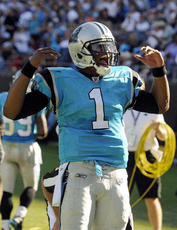 Cam Newton ready to set rookie record
