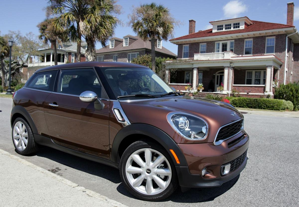 """Twin Billing: Mini picks up pace and joins the """"club"""" in 2013 with swift new two-door, practical wagon"""