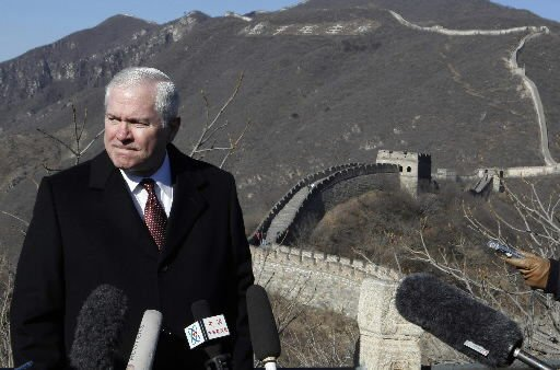 Gates gets tour of Chinese nuclear base