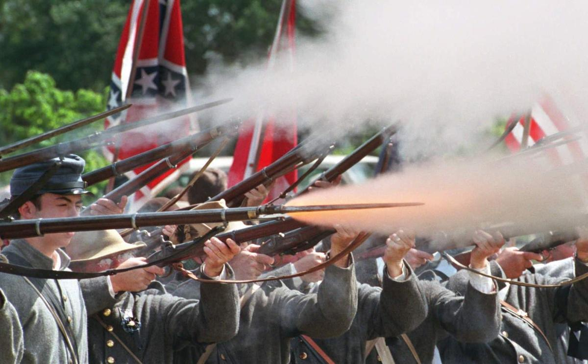 Day honors fallen Civil War troops