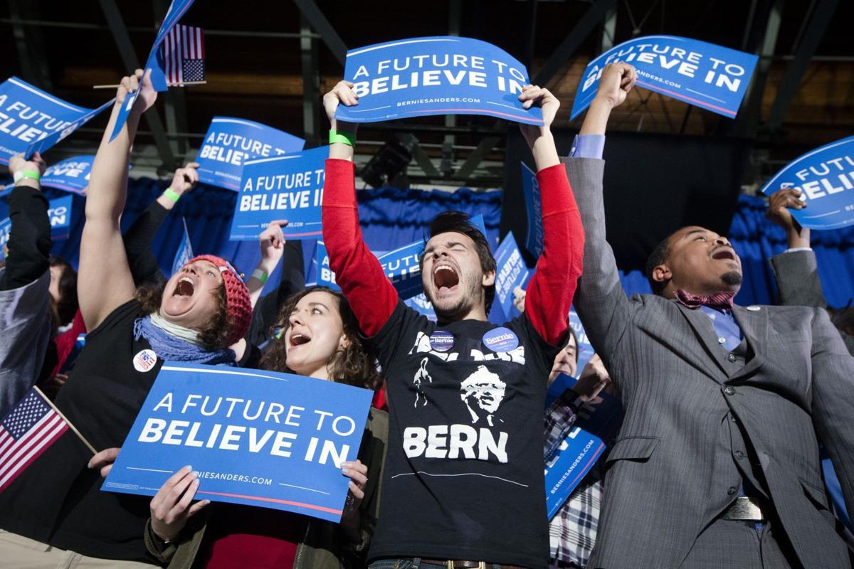 Trump, Sanders win presidential primaries in New Hampshire