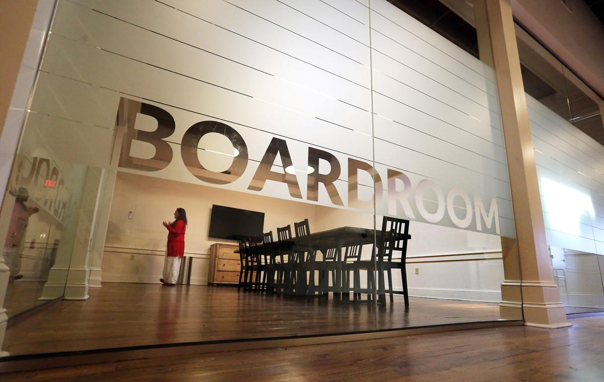 The Schoolhouse Boardroom(copy)