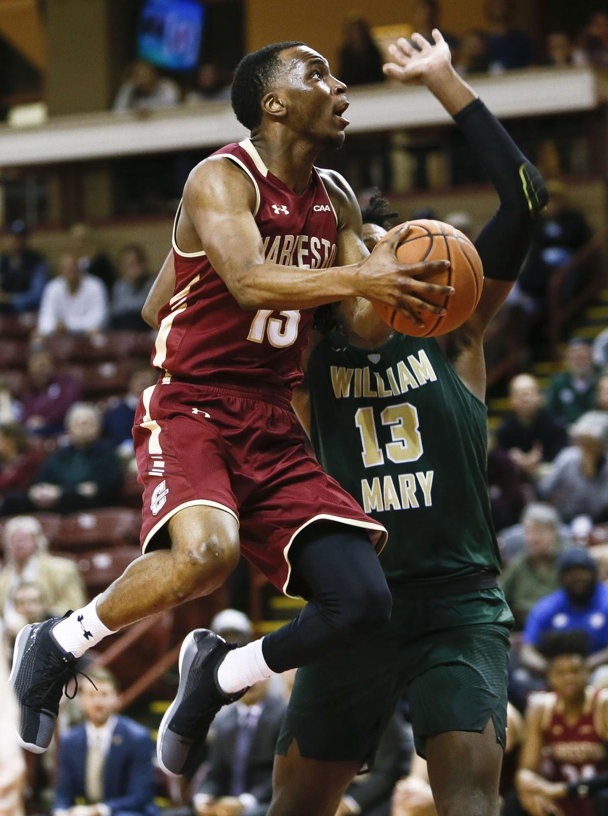 Grant Riller's 37 points leads College of Charleston past ...
