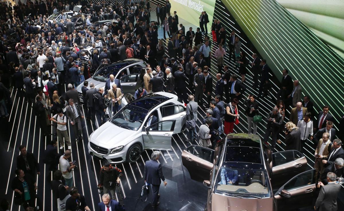 Tough to gauge BMW's China problem