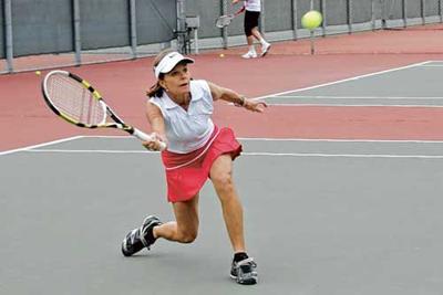 Daniel Island resident serving up wins