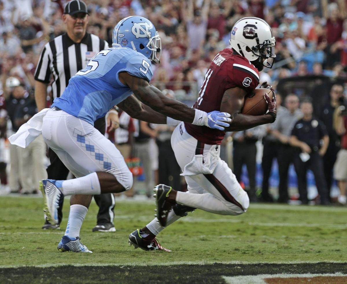 Whatever it takes: Gamecocks do enough to hold off Tar Heels 17-13 in season opener