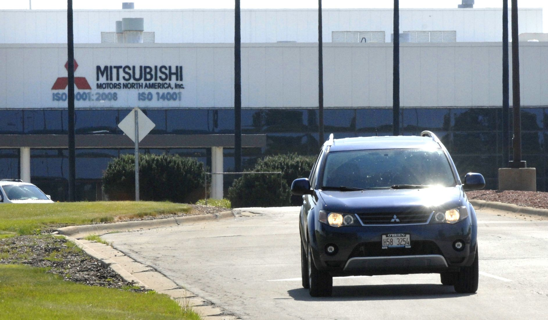 Japanese Automaker Mitsubishi Motors To Halt US Production