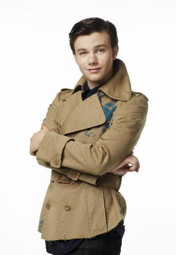 Colfer a rising star on 'Glee'